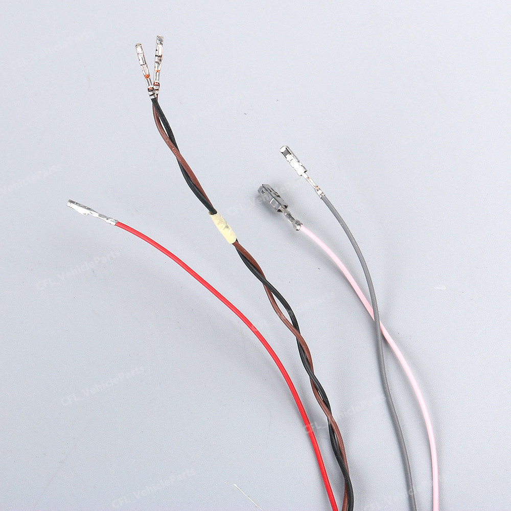 small resolution of abs anti lock brakes front sensor wire 4f0972252a for audi a6 quattro 2005 2006 2007 2008 2009 2010 2011 in cables adapters sockets from automobiles