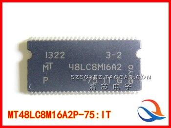 50Pcs MT48LC8M16A2P-75 New