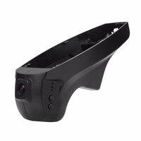 Hidden Install Wifi Car DVR For BMW Car Low Spec E90 E91 E87 E84 HD 1080P