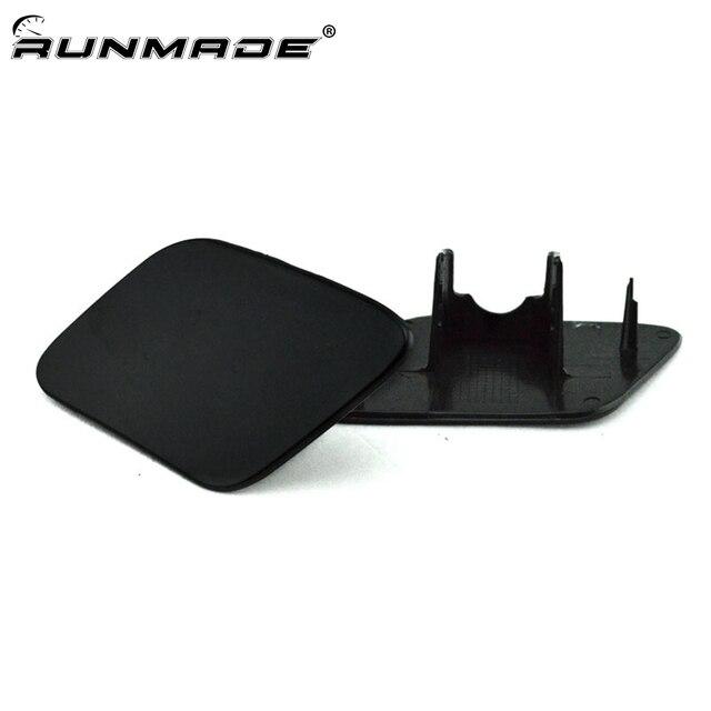 Runmade-capuchon de protection pour pare-choc   Pour Audi A4 B6 Quattro 2000-2004, capuchon de protection pour phares avant