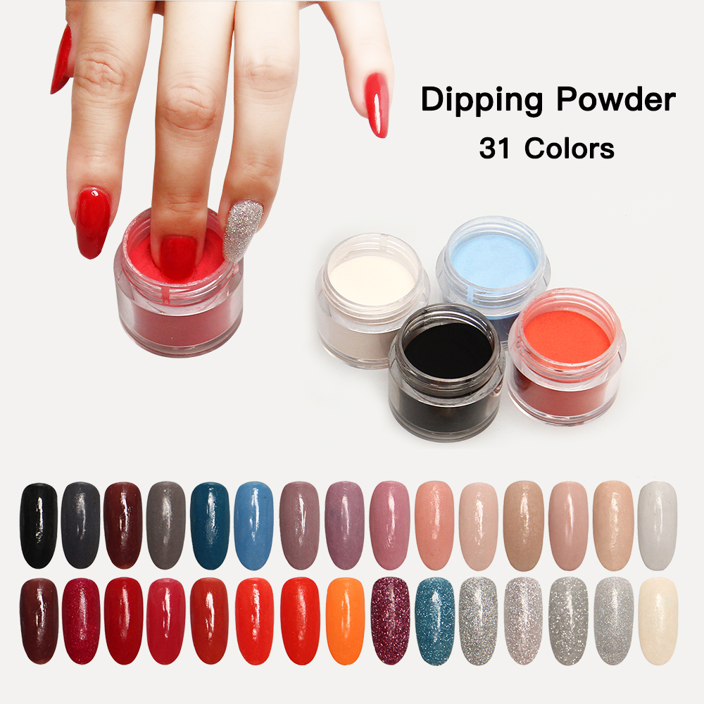 Nail Dip Powder Erfahrung: Dipping Powder Without Lamp Cure Nails Dip Powder Summer