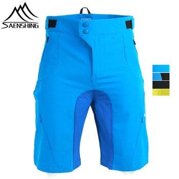 252b7395fde206 Pantalones cortos de ciclismo transpirables para hombre, pantalones ...