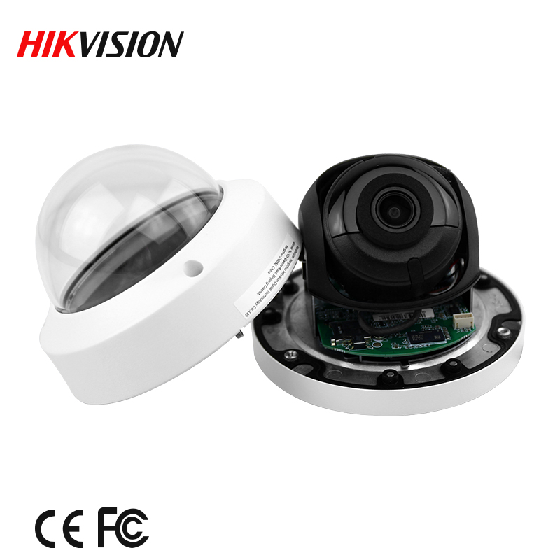 Image 4 - In stock english version Free shipping DS 2CD2185FWD I  8MP Network Dome Camera 120dB Wide Dynamic Range H.265 camerah.265 cameradome cameranetwork camera -