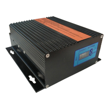 R&X MPPT Charge Controller for Max 600W Wind Turbine and 300W Solar Panel Waterproof Battery 24V/48V