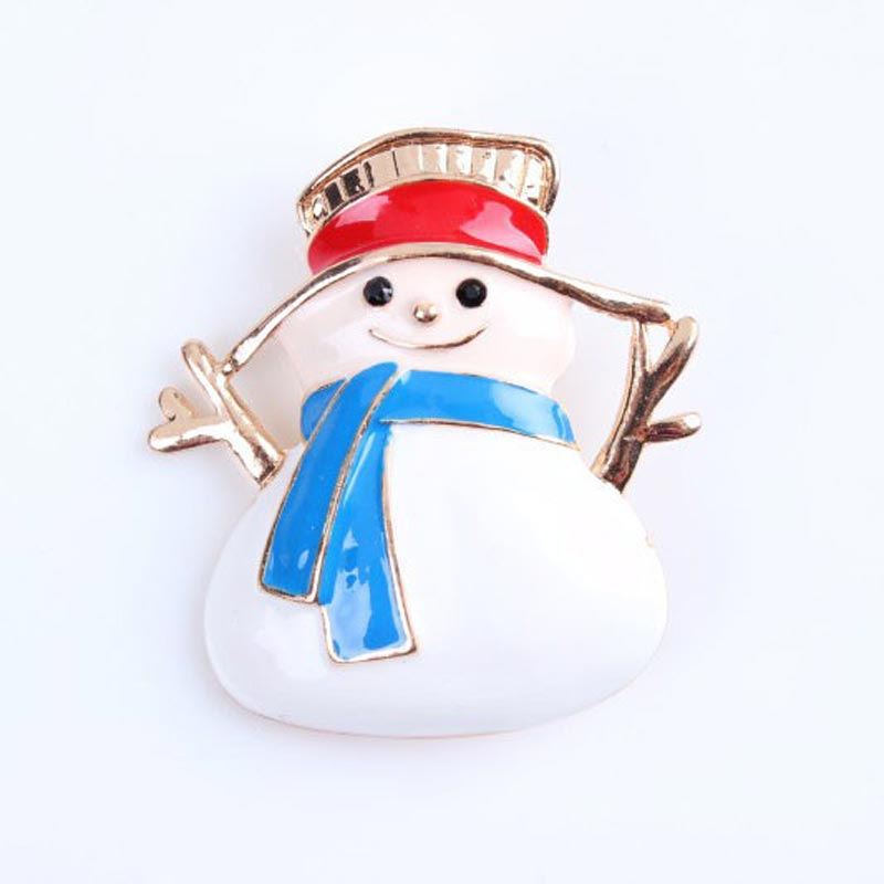 Christmas Ornaments Online Shopping Europe: Christmas Brooch European And American Fashion Vintage