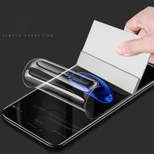 3D Гидрогелевая пленка, защитный экран для huawei P20 Pro P10 P8 P9 Lite P10 Plus P Smart Full Cover, мягкая пленка(не стекло