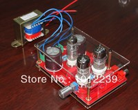 Assembled 6N3 Rectifier Tube Preamp Streaking Version Without Transformer