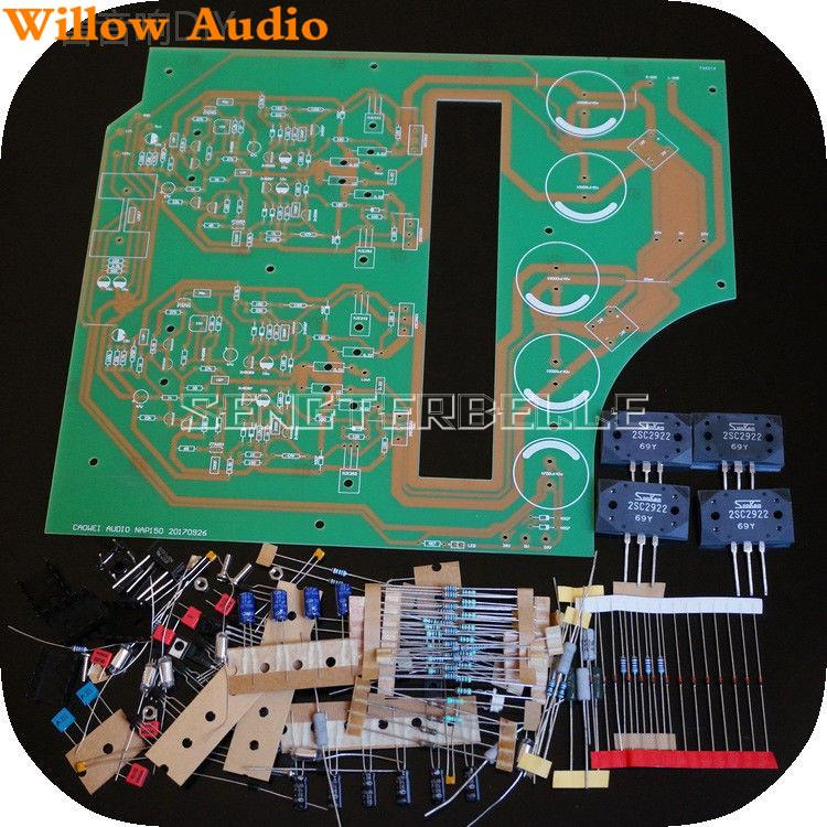 DIY Clone NAIM NAP150 Stereo power amplifier kit 60W 8ohm /120W 4ohmDIY Clone NAIM NAP150 Stereo power amplifier kit 60W 8ohm /120W 4ohm