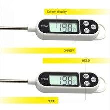 Горячий Кухонный Термометр, цифровой измеритель температуры мяса, детектор пищи, инструмент для приготовления пищи, термометр