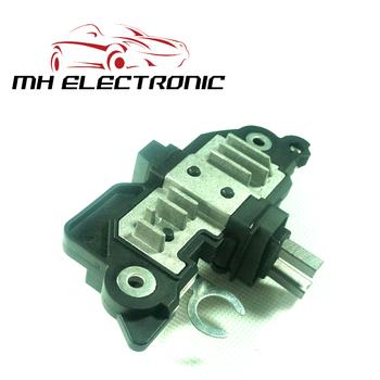 MH ELECTRONIC IB225 0031542406 038903803E F00M144136 dla Mercedes benz dla volkswagena dla Bosch Car Regulator napięcia alternatora tanie i dobre opinie 0 25kg High Quality China 038903803EX 038903803 038903803B FRONT Mixture IB225 IB5225 F00M144136 F00M144153