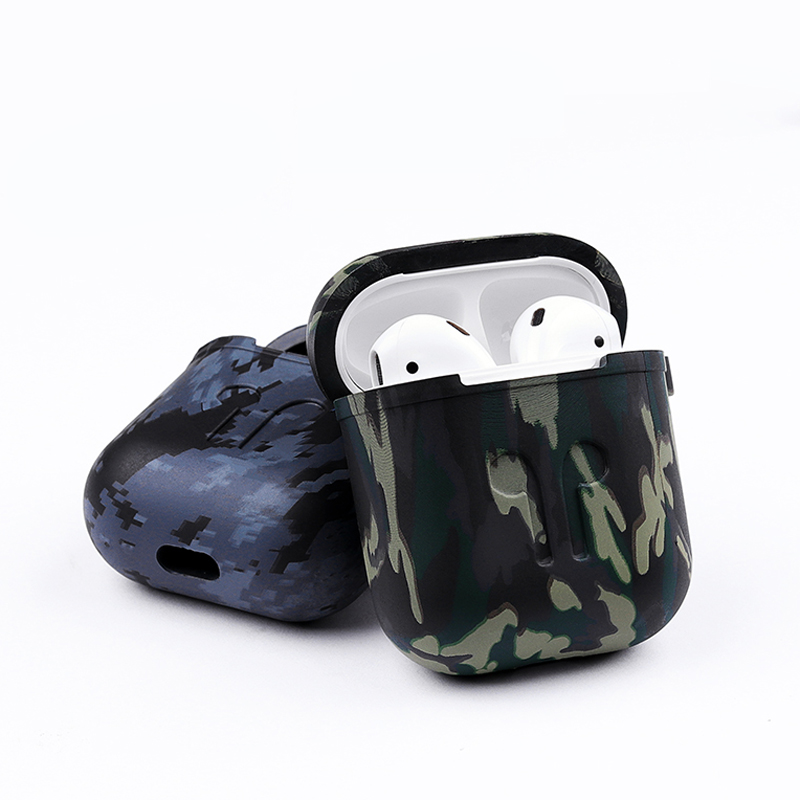 Silicone Protective Case for Apple <font><b>Airpods</b></font> Earphone Case for Airpods1/2 /i9S/<font><b>i10</b></font>/i10s/<font><b>i10</b></font> <font><b>Max</b></font>/<font><b>i10</b></font>/i11/i12/i13 Tws Charging Box image