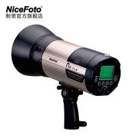 NiceFoto n6 600 Вт ttl M HSS Беспроводной Портативный вспышкой для C 5DSR 5DS 5D IV 5D III 6D II 7D II 80D