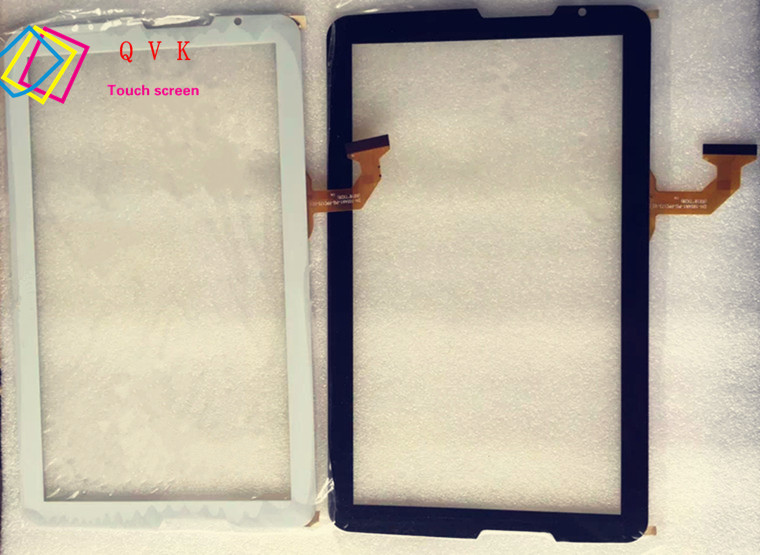 10.1 Inch For DENVER TIQ-11003 Tablet Pc Capacitive Touch Screen Glass Digitizer Panel Free