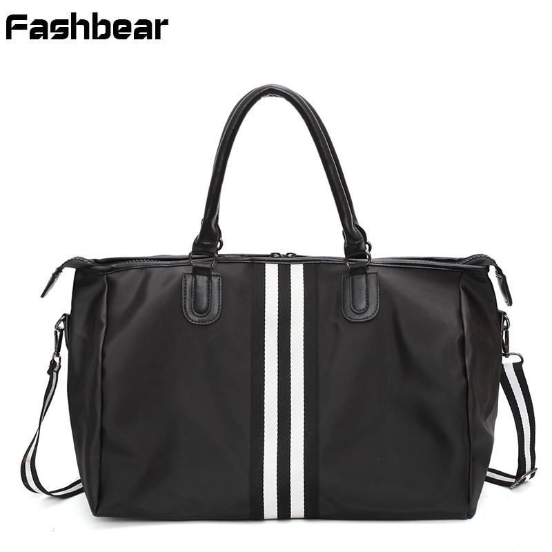 Large Capacity Women Travel Bag Hand Luggage Weekend Shoulder Duffle Bag Waterproof Big Carry On Luggage Large Duffel Bags782221