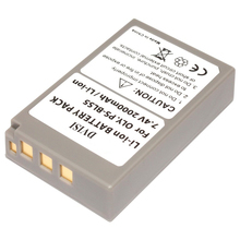 2000mAh BLS 5 BLS5 Battery for OLYMPUS E PL2 E PL3 E P3 E PL5 E