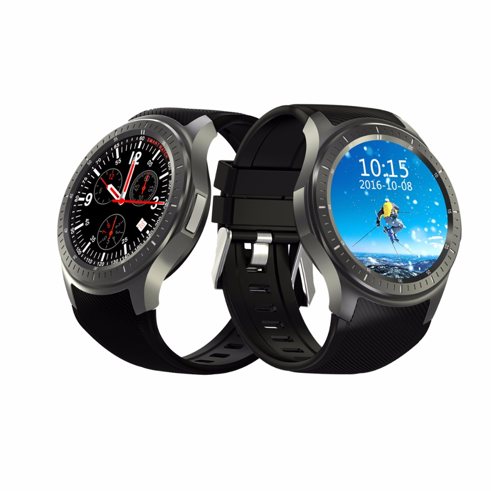DOMINO DM368 Smartwatch Phone 1.39 inch Android 5.1 3G MTK6580 1.3GHz Quad Core 8GB GBS Pedometer Heart Rate Monitor Wristwatch no 1 d6 1 63 inch 3g smartwatch phone android 5 1 mtk6580 quad core 1 3ghz 1gb ram gps wifi bluetooth 4 0 heart rate monitoring