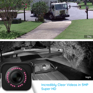 Image 3 - ريولينك واي فاي كاميرا 5MP رصاصة 2.4G/5G 4x زووم بصري ميكروفون مدمج SD فتحة للبطاقات للرؤية الليلية في الهواء الطلق استخدام داخلي RLC 511W