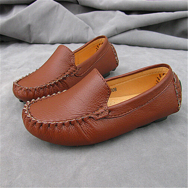 Hot sale 2016 Male Child Candy Color Loafers Children ...