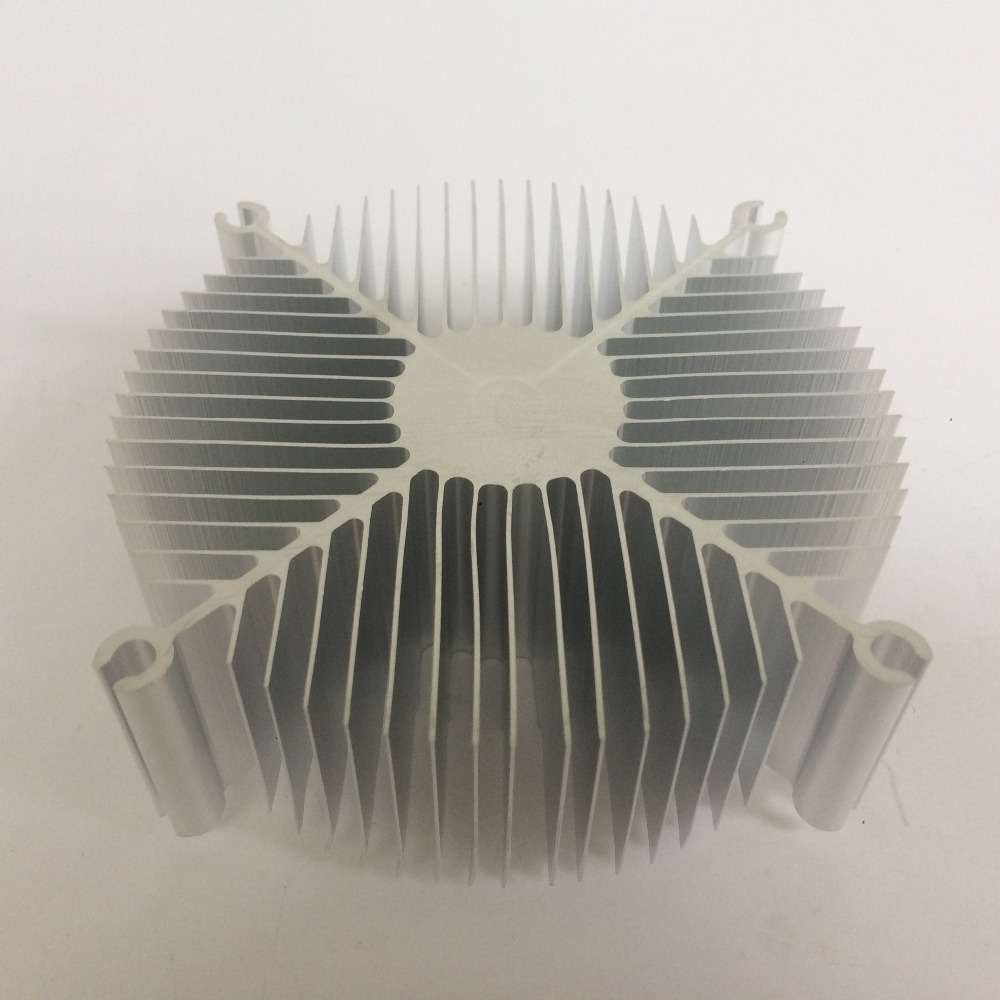 Image 3 - Factory direct sales 95*95*35mm CPU round cooler   Computer chip cooler-in Fans & Cooling from Computer & Office