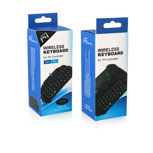 Image 3 - For Sony PS4 PlayStation 4 Accessory Controller Mini Bluetooth Wireless Keyboard