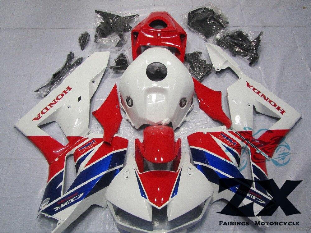 Complète Carénages Pour honda cbr600rr 2013 2014 2015 CBR600RR En Plastique Kit D'injection Moto Carénages SUK 002