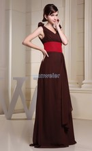 free shipping fashion 2013 silver dress new design custom size chiffon cheap vestidos formales maxi dresses long  evening