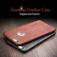 QIALINO Case For Iphone 6 6s Fashion Genuine Leather Phone Case For Iphone 6s Plus Luxury