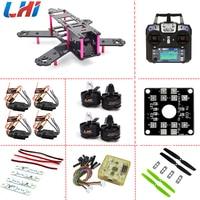 Zmr250 C250 Quadcopter qav250 RC самолет углеродного волокна Рама двигателя 12A Esc CC3D полета Control A011 drone zmr 250 Дрон quadcopter