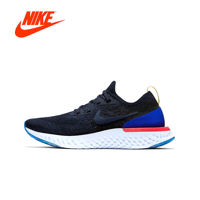 1256b5cf606a Original New Arrival Authentic Nike Epic React Flyknit Womens Running Shoes  Sneakers Sport Outdoor Good Quality Breathable