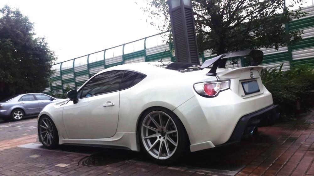 Aliexpress.com : Buy GT86 FT86 BRZ FR S Rear Spoiler GT ...