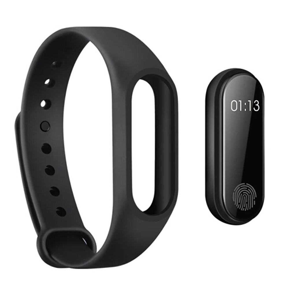 Cheap L2 Smart Fitness Bracelet Heart Rate Monitor Watch Clock Pedometer Activity Tracker For IOS/Xiaomi/Honor PK Mi Band 2/3/4 23