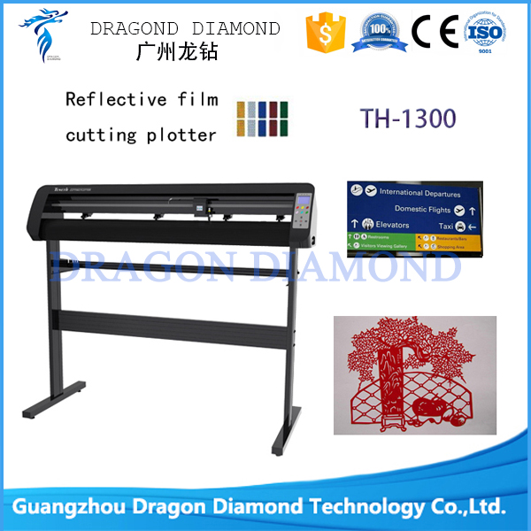 Tenth silhouette cameo cutter vinyl cutter plotter sticker cutting plotter TH-1300 cutter plotter mainboard