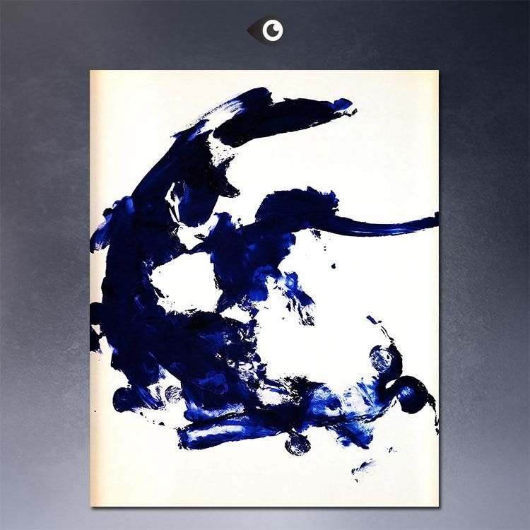 Grande moderno del arte abstracto pintura al óleo el mejor venta ...
