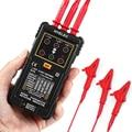 Peakmeter MS5900 индикатор вращения двигателя и фазы трехфазный индикатор вращения последовательный тестер напряжения тока частоты