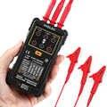 Peakmeter ms5900 motor & indicador de rotação trifásica indicador de rotação seqüência tensão corrente testador freqüência