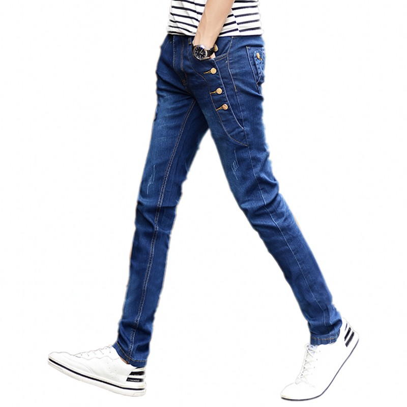 2016 new arrival winter jeans men Fashion elasticity men's warm jeans high quality Comfortable Slim male pants ,blue and black. 2017 new arrival italy famous brand men s fashion jeans high quality size 30 40 blue vintage jeans pants