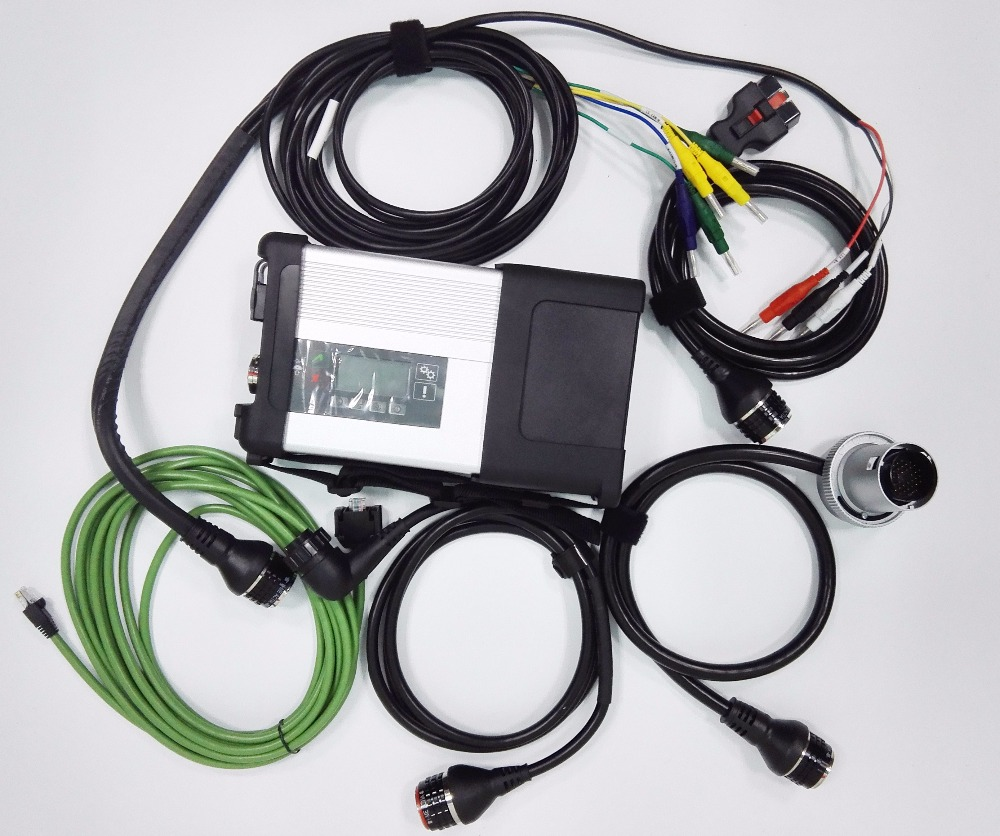 MB STAR C5 SD CONNECT Diagnostic tool for mb