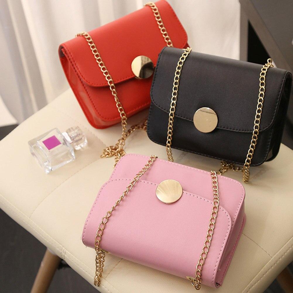 f885a8ec65 Small Women Bag Mini Metropolis Bag Ladies PU Leather Women Messenger Bags  Handbags Women Famous Brands Small Crossbody Bags-in Shoulder Bags from  Luggage ...