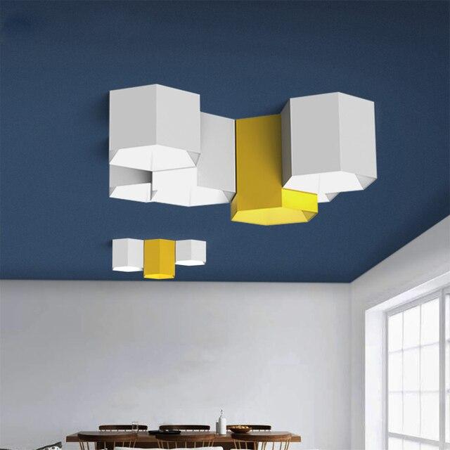 2018 new Modern Led Ceiling Light Ceiling Lamp Wall Sconce For Living Room Home Ultra Thin Led Flush Mount 90-260V