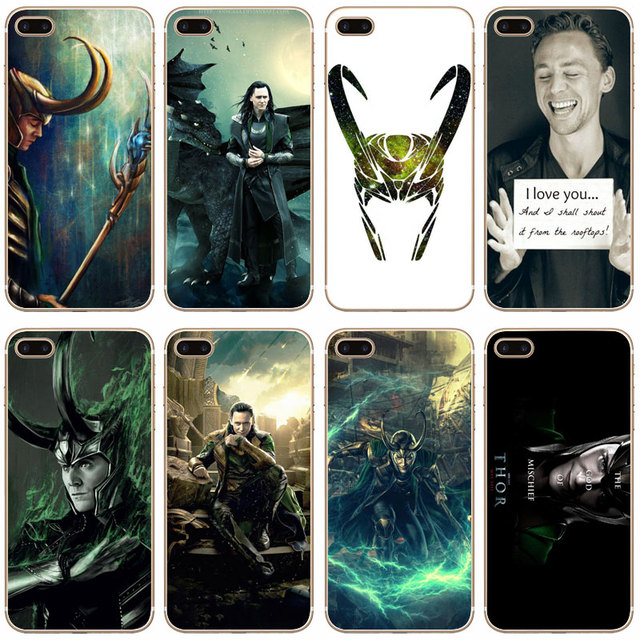 separation shoes 37eb9 76b71 US $1.03 35% OFF|G131 Loki Thor Transparent Hard Thin Case Cover For Apple  iPhone XR XS Max 4 4S 5 5S SE 5C 6 6S 7 8 X Plus-in Fitted Cases from ...