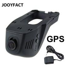 JOOYFACT A7HG wideorejestrator samochodowy kamera na deskę rozdzielczą rejestratory dvr kamera z rejestratorem cyfrowy rejestrator wideo kamera 1080P Night Vision 96672 IMX307 WiFi GPS