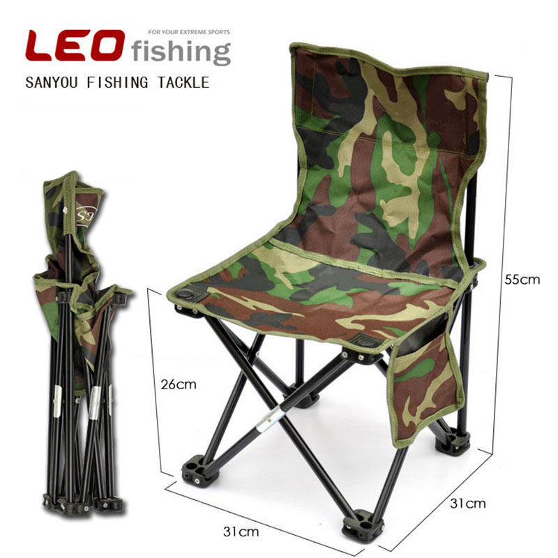 Awesome Camouflage Folding Folding Stool Leisure Outdoor Fishing Inzonedesignstudio Interior Chair Design Inzonedesignstudiocom