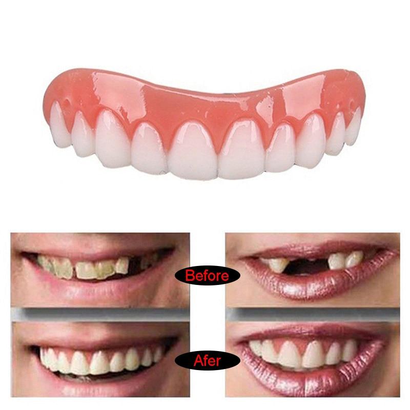 Comprar Wgafon Silicone Simulado Clareamento Dos Dentes Dentaduras