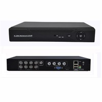 CCTV Security 8CH AHD DVR 3 In 1 Hybrid HVR NVR Surveillance Digital Video Recorder P2P