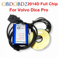 Quality A With USB Port Volvo Diagnosis Communication 2013A Super VOLVO VIDA DICE PRO Blue Color