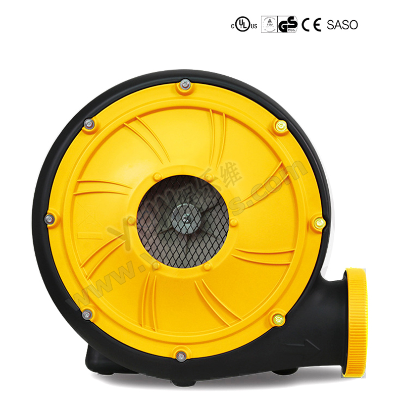 ФОТО new  blower UL 450W/115V/60HZ CE 330W/220V/50HZ,electric air blower,fan for Inflatable house bouncer/castle/slide
