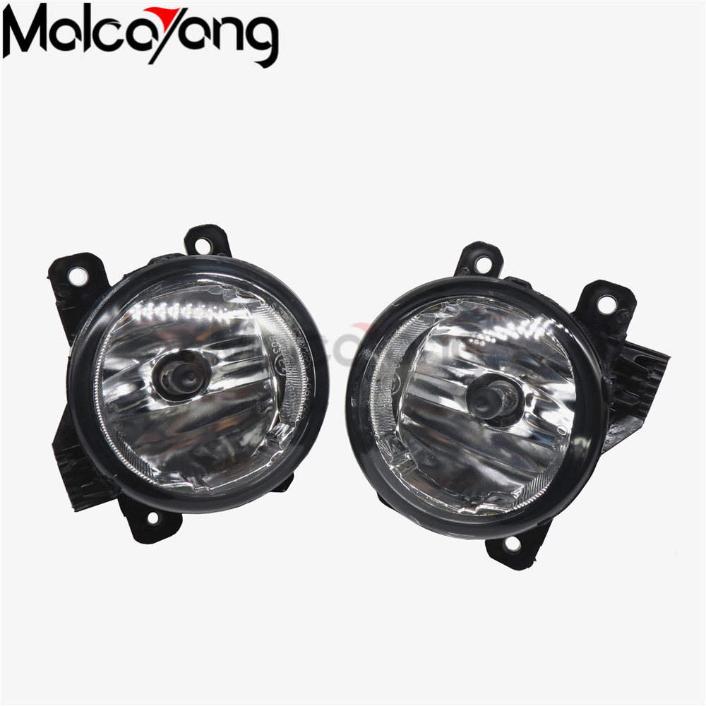 2 Pcs/Set Car-styling NEW CCC 12V 55W DRL Fog Lamps Lighting For LAND ROVER DISCOVERY Range Rover Sport FREELANDER 2006-2013 for land rover range rover sport freelander 2 discovery 4 2006 2014 car styling 10w high power led fog lamps drl lights