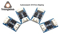 Trianglelab 4 Pieces Pack TL Smoother New Kit Addon Module For 3D Pinter Motor Drivers Free