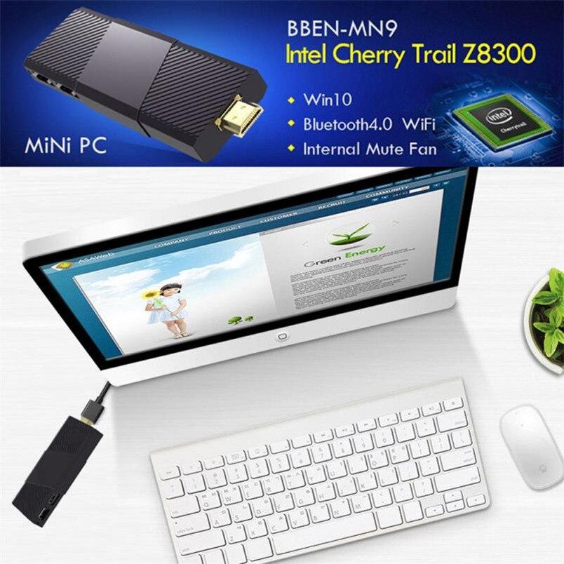 BBEN confiable marca BBen Nueva Portátil Mini PC Anfitrión Windows10 WiFi 1.83 G