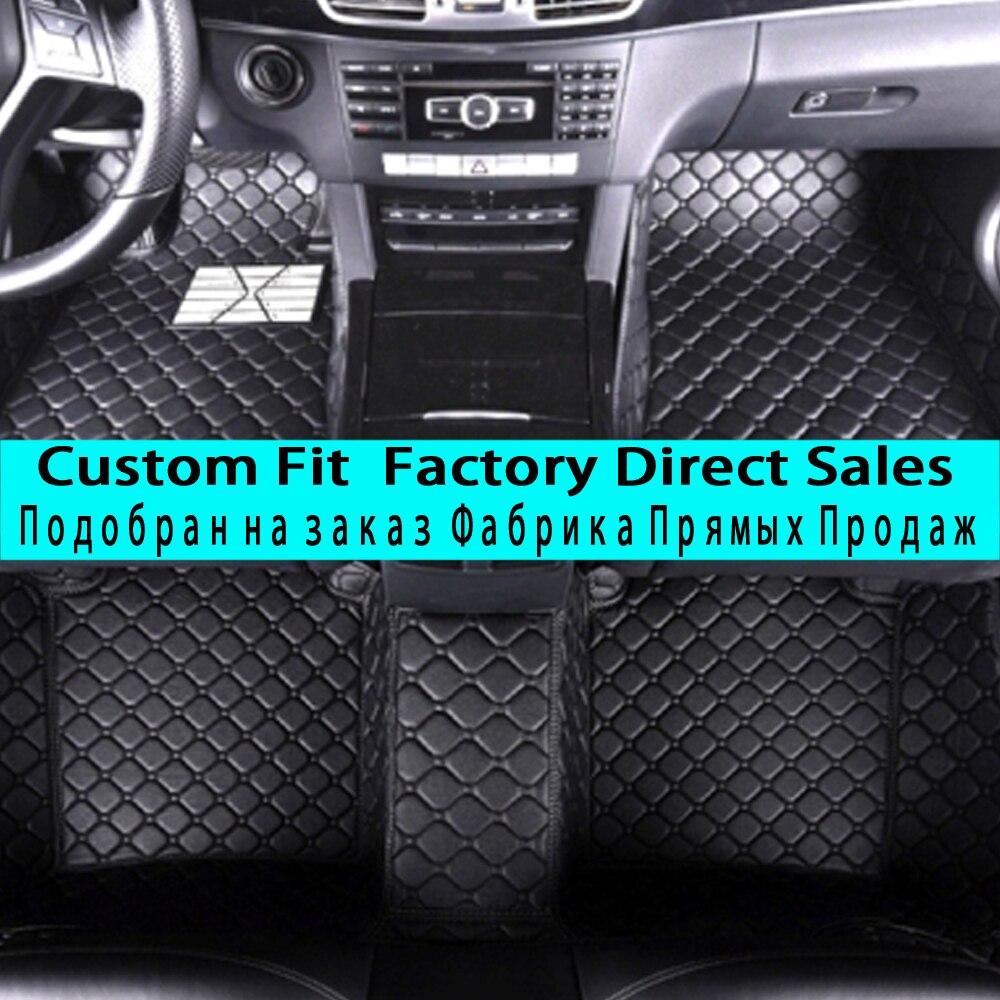 SUNNYFOX Car floor mats for Infiniti ESQ Nissan Juke accessories 5D car-styling heavy duty rugs carpet foot case liners (2014-SUNNYFOX Car floor mats for Infiniti ESQ Nissan Juke accessories 5D car-styling heavy duty rugs carpet foot case liners (2014-